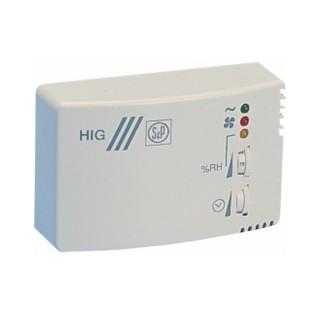 Hygrostat réglable 60 à 90 % - HYGRO 2 [- Compatible tous extracteurs de type TD Mixvent - Unelvent]