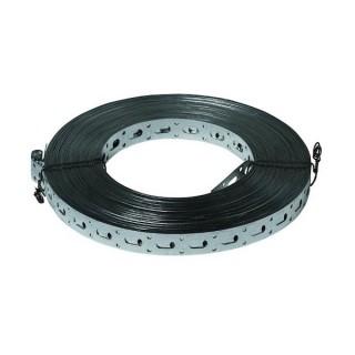 Bande perforée 17 ou 25 mm - Longueur 25 mètres [- accessoire VMC - Aldès]