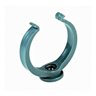 Sachet de 20 Colliers lyre Optiflex - Ø 75 ou 90 mm [- Conduits Polyéthylène et accessoires VMC - Aldès]