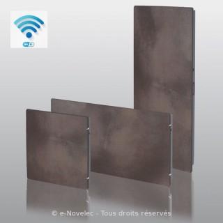 VALDEROMA Radiateur Wifi - TERRE LUNAIRE [- Radiateur Inertie Minéral]