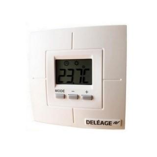 TAI 63 - ECtemp TAI63 [- Thermostat 6 ordres pour Plancher chauffant - Deléage / Danfoss]