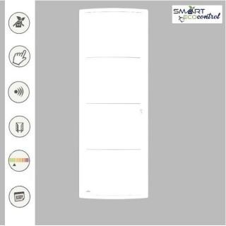 ADEOS Vertical - Blanc - Smart ECOcontrol [- Radiateur Inertie Fonte - Airélec]