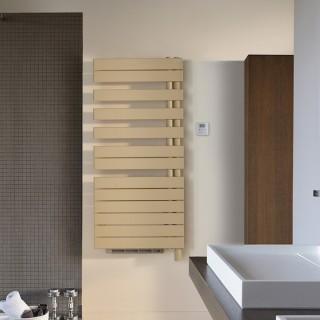 FASSANE SPA + AIR Asymétrique à droite (mât à droite) [- FR-IFS - sèche-serviettes eau chaude + Soufflant - ACOVA]