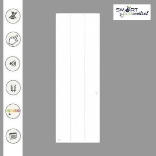 OZEO Vertical - Blanc - Smart ECOcontrol [- Radiateur Inertie Fonte - Airélec]