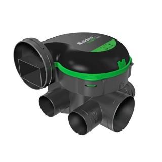 Groupe VMC Easyhome PureAIR CLASSIC [- VMC Simple flux à capteurs de polluants - Aldès]