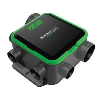 Groupe VMC Easyhome PureAIR PREMIUM Compact [- VMC Simple flux à capteurs de polluants - Aldès]