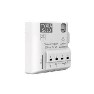 TYXIA 5610 [- Récepteur sans fil pour éclairage connecté ou interrupteur connecté - Delta Dore]