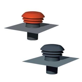 Chapeaux de toiture Ø 150-160 mm [- Sorties de toiture pour VMC double flux - Vortice]