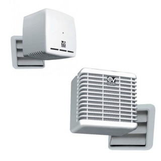 HABITAT [- Aérateur centrifuge - Ventilation mécanique permanente - Vortice]