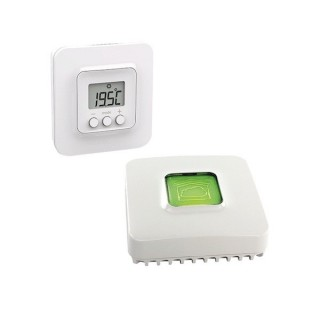 PACK TYBOX 5000 Connecté [- Pack thermostat filaire connecté - 6050637 - Delta Dore]