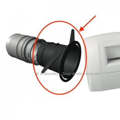 Manchette trident Ø 80 mm [- Accessoire VMC simple flux - ALDES]