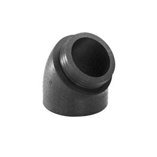 Coude 45° ComfoPipe Plus - Ø int. 160 et 200 mm [- Conduits VMC en Polypropylène - Zehnder]