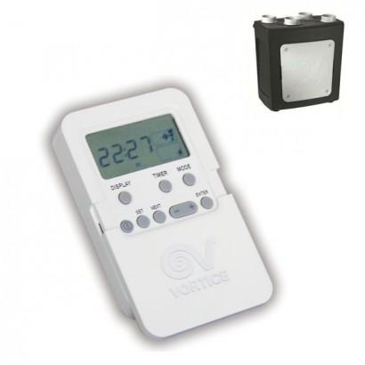 Télécommande Radio de rechange pour VORT PROMETEO HR 400 [- accessoires VMC double flux - Vortice]