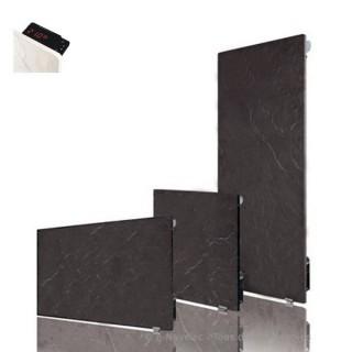 VALDEROMA Radiateur Touch Silicium - ARDOISE NOIRE [- Radiateur Inertie Minéral]