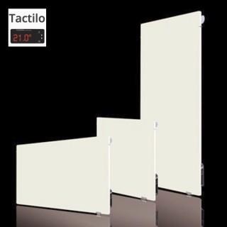 VALDEROMA Tactilo - BLANC CACHEMIRE [- Radiateur Inertie Minéral]