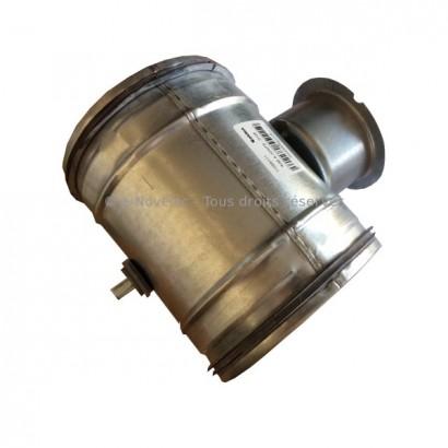 Clapet d'isolement étanche Ø 100 à 500 mm [- RGE - RGEM à joint - accessoire ventilation - Aldes]