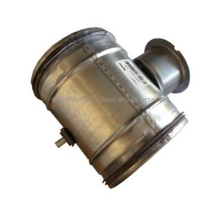 Clapet d'isolement étanche Ø 100 à 315 mm [- RGE - RGEM à joint - accessoire ventilation - Aldes]