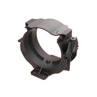 ComfoFix Link - Lot de 10 colliers de fixation ComfoTube [- Ø 75 ou 90 mm - Conduits et accessoires VMC en PE - Zehnder]