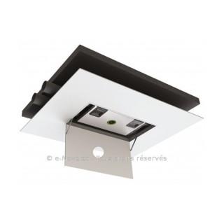 Trappe de finition avec hublot pour InspirAIR Home SC240 et SC370 [- accessoire VMC - InspirAIR Home - ALDES]