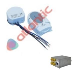 Radio-commande SRI + Récepteur pour VMC NEODF et SRI (411127 et 411128) [- pièce détachée VMC - Atlantic - Ni repris ni échangé]