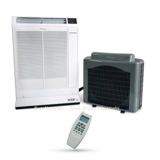 SCDF 32 Déconnectable [- Climatiseur mobile split déconnectable - Climatisation SCDF32C5IB - 3760278840421 - Technibel]