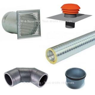 Accessoires AEROMAX 5 (mural ou sur socle) [- accessoire chauffe-eau électrique - Thermor]