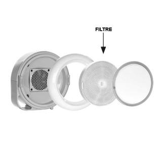 Filtre pour Depuro 20 [- filtration Purificateur d'air - Vortice]