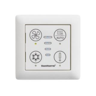 HCP 10 [- Télécommande filaire pour VMC HCC2, HCV400, HCV500, HCV700 - DANTHERM / GECO]