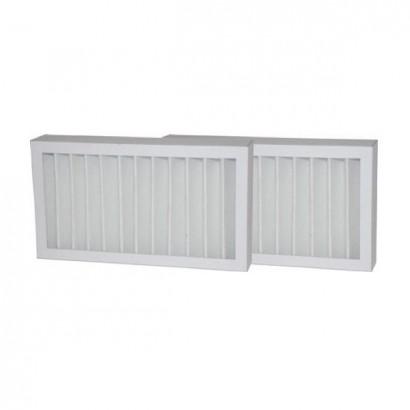 Lot de 2 filtres G4 pour VMC HCV700 [- filtration VMC double flux - DANTHERM / GECO]