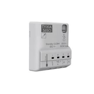 TYXIA 3650 [- Récepteur avec variateur d'éclairage filaire minuterie - 6351428 - Delta Dore]