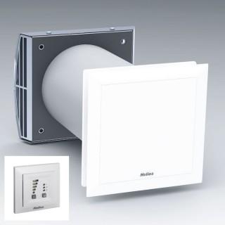 Pack Ecovent Verso [- Pack KWL EC 45-160 - VMC double flux encastrable avec technologie EC - Helios]