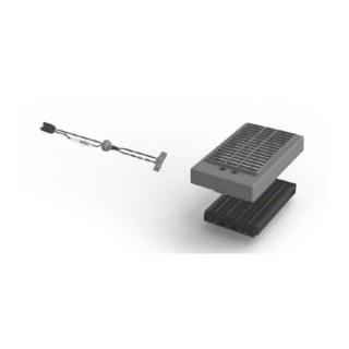 Kit batterie de préchauffage pour Zehnder ComfoAir 200 [- Commande VMC double flux Haut rendement - ZEHNDER]