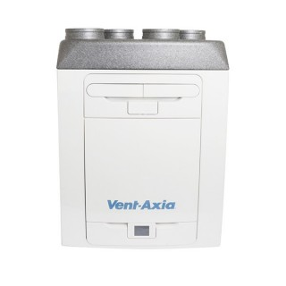 Vent-Axia SENTINEL KINETIC ADVANCE 350SX avec préchauffage - 350 m3/h [- VMC Double flux haut rendement - VENTILAIR]