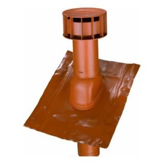 Chapeau de toiture OCRE Ø 125, 160 ou 200 mm [- Sorties de toiture pour VMC double flux - Zehnder]