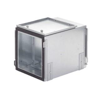 Caisson de distribution Filtrant 4 piquages - ComfoWell 220 [- sans plaques de raccordement - Réseau PEHD ComfoTube - Zehnder]