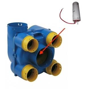 Condensateur 1,4/3µF de rechange pour HYGROLIX RT - Ref 412310 [- pièce détachée VMC - Atlantic - Ni repris ni échangé]
