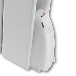 Récepteur thermostat Blanc pour Yali GV, EPOK V et TAMARI V - fab. avant 02/2018[- Pièce de SAV - ni repris - ni échangé - LVI]