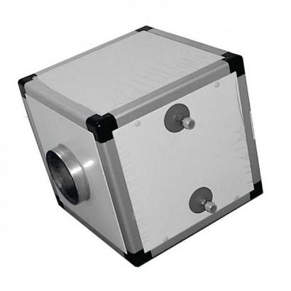 Batterie de post chauffage eau chaude [- Réchauffeur réseau VMC Double flux - Zehnder]