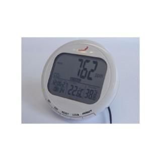 Indicateur du taux de CO2 avec enregistrement [- Capteur VMC double flux Haut rendement - Zehnder]