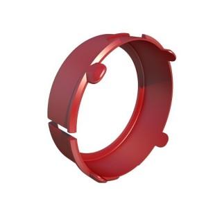 Lot de 10 clips de fixation plastique Ø 75 ou 90 [- Conduits et accessoires VMC en PEHD - Brink]