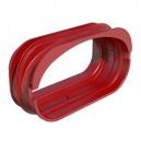 Joint PEHD 50x100 mm ou 60x130 mm [- Conduits et accessoires VMC en PEHD - Brink]