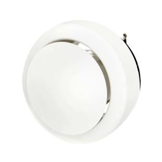 Bouche d'insufflation ronde - Ø 125 mm [- bouches VMC à débit réglable - Brink]