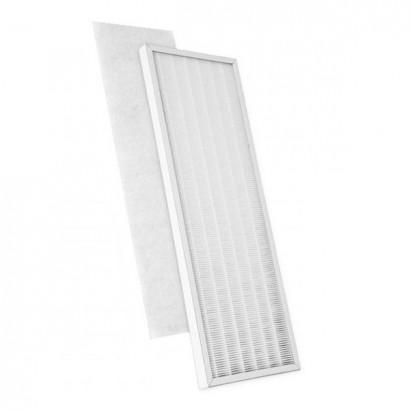 Lot de 1 filtre G4 + 1 filtre F7 pour Renovent Excellent 300/400/450 [- Filtration VMC Double flux - BRINK]