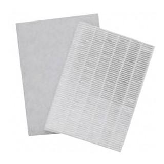 Lot de 1 filtre G4 + 1 filtre F7 pour Renovent Sky 300 [- Accessoire VMC Double flux haut rendement - BRINK]
