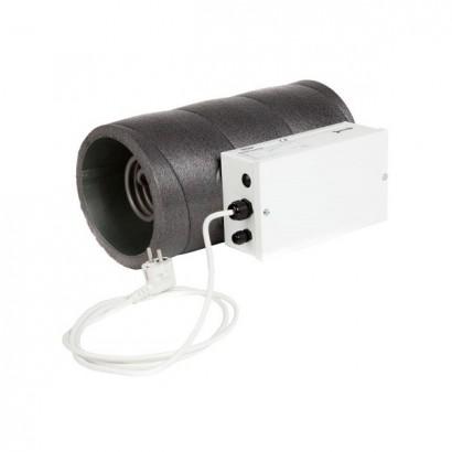 Réchauffeur 1000 W Renovent Sky 150/200 et Excellent 180 - Ø 160 mm [- Réchauffeurs VMC Double flux - BRINK]