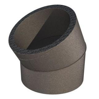 Coude 30° calorifugé - Ø 180 mm - Air Excellent System [- accessoire VMC double flux - Brink]