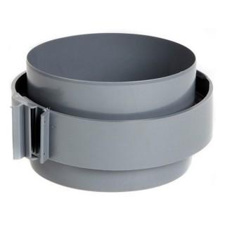 Raccord Ø 125, 160 et 180 mm pour gaine calorifugée EPE - Air Excellent System [- accessoire VMC double flux - Brink]