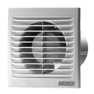 STYLECO - Aérateur extra-plat [- Extracteur d'air intermittent - Ventilation mécanique ponctuelle - BRINK - NATHER]