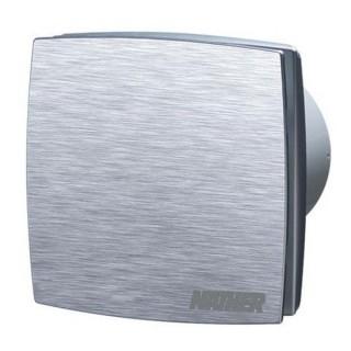 DESIGN ALU - Aérateur design [- Extracteur d'air intermittent - Ventilation mécanique ponctuelle - BRINK - NATHER]