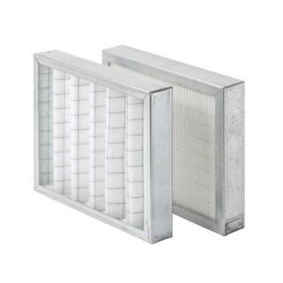 Lot de 1 filtre M5 + 1 filtre F7 pour Maxi Flat 1600 [- Filtration pour Maxi Flat - Zehnder]